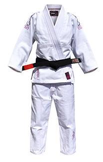 Fuji IBJJF Uniform, Pink Blossom, W1