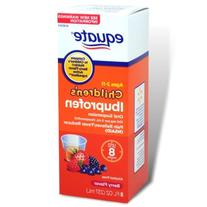 Equate Children's Ibuprofen Pain Reliever/Fever Reducer,