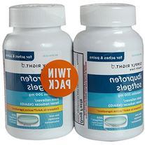 Simply Right Ibuprofren Softgel - 2/200 ct