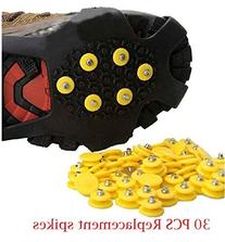 Flywings spikes nail Ice Traction Universal Slip-on Stretch