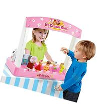 Liberty Imports Ice Cream Shop with Pretend Play Desserts,