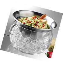 Prodyne ICED Dip-Stainless Steel & Acrylic Dip Cup, 1 ea
