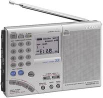 Sony ICF-SW7600GR AM/FM Shortwave World Band Receiver with