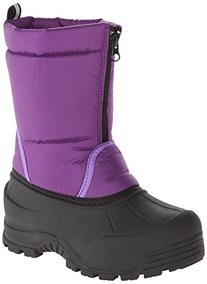 Northside Icicle Winter Unisex Boot ,Purple,9 M US Toddler