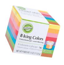 Icing Colors Assorted - 4 oz