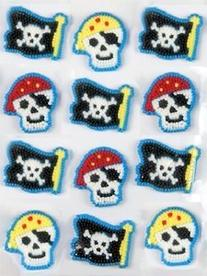 Wilton Icing Decorations - Pirate