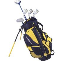 Prosimmon Icon Junior Golf Club Set & Stand Bag for kids