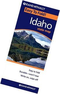 Rand McNally Easy To Fold: Idaho