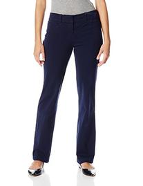 Dockers Women's Petite Ideal Trouser Pant, Night Water,4P