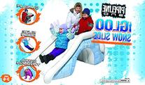 Igloo Snow Slide