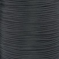 Paracord Planet 25' 550lb Type III Black Paracord