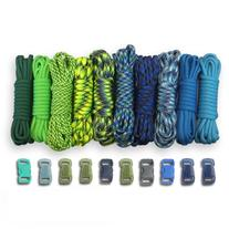 Paracord Planet 550lb Type III Paracord Combo Crafting Kits