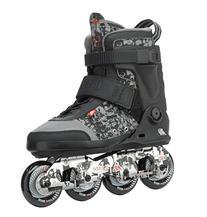K2 Skate Men's Il Capo Inline Skates, Black/Silver, 6