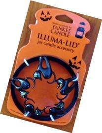 Yankee Candle Illuma-lid Jar Candle Accessory Black Cats