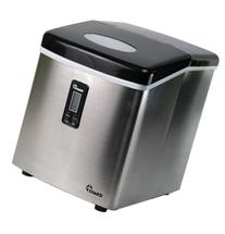 Chard IM-12SS, Ice Maker with LCD Display, Stainless Steel,