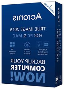 Acronis True Image 2015 for PC and Mac