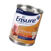 Ensure Immune Shake - Strawberry Flavor - 8 oz. cans - 3