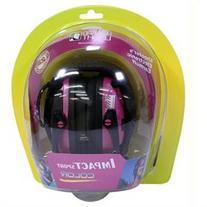 Howard Leight Impact Sport Pink Electronic Earmuff SKU: R-