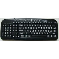 New and Improved: EZsee by DC USB Wired Large Print Keyboard