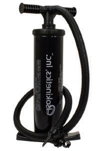 Isokinetics Inc. Brand Exercise Ball Air Pump - Black -