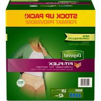 Depend Incontinence Underwear for Women, Maximum Absorbency