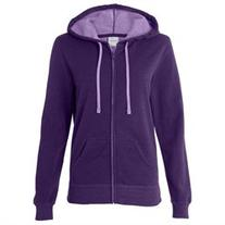 Independent Trading Co. - Juniors' Two-Color Deluxe Fleece