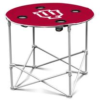 NCAA Indiana Hoosiers Round Tailgating Table