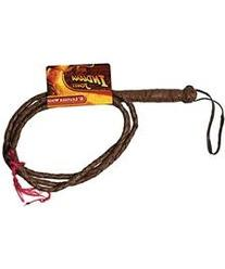 Indiana Jones Whip 6' Leather