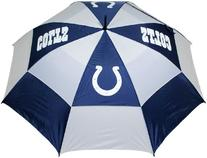 NFL Indianapolis Colts 62-Inch Double Canopy Umbrella