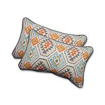 Pillow Perfect Outdoor/ Indoor Eresha Oasis Rectangular