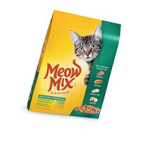 Meow Mix Indoor Health Dry Cat Food, 14.2-Pound