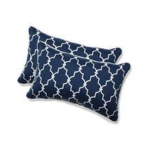 Pillow Perfect Outdoor/Indoor Garden Gate Rectangular Throw