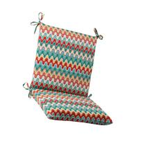 Pillow Perfect Indoor/Outdoor Nivala Squared Chair Cushion,