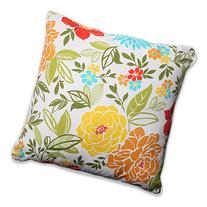Pillow Perfect Outdoor/Indoor Spring Bling Floor Pillow, 25