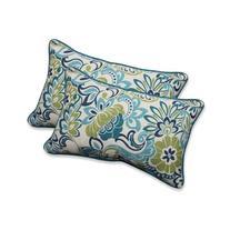 Pillow Perfect Outdoor/ Indoor Zoe Mallard Rectangular Throw