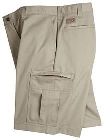 Dickies Men's Premium Industrial Cargo Short, DESERT SAND,