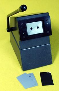 Industrial H.d. Photo / Pvc Die Cutter 2-1/4¨ X 3-1/4