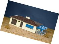 Bachmann Industries Plasticville U.S.A. Kit - Ranch House ,