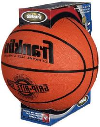 Intermediate Grip Rite 100 Rubber Basketball