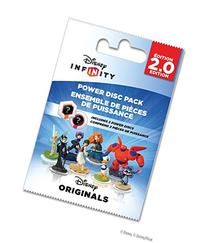 Infinity 2.0 Power Disc Pack Disney Originals