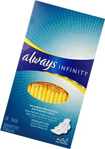 Always Infinity, 36-count Boxes