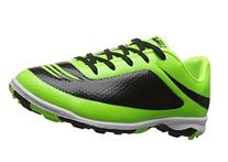 Vizari Infinity TF Soccer Cleat Turf , Green/Black, 2.5 M US