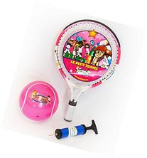 """Le Petit Tennis - """"Baby"""" Tennis Racquet 15""""  Pink with Pink"""