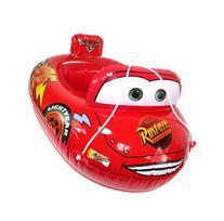Inflatable Car Lightning McQueen Baby Infant Kid Toddler