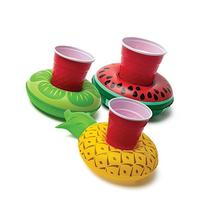 BigMouth Inc. Inflatable Pool Party Drink Floats - Tropical