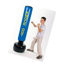 5 ft Inflatable Punching Bag Boxing Toy Wrestling Kids