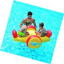 Balance Living® Inflatable See-Saw Float Pool Toy