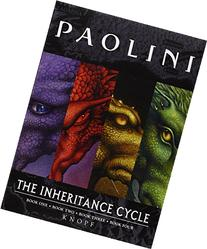 Inheritance Cycle 4 Book Set