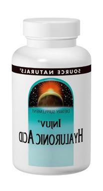 Source Naturals Injuv Hyaluronic Acid 70mg, Essential for