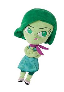 Inside Out Small Plush, Disgust